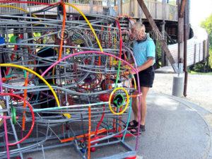 Spielgerät im Freizeitpark Gurten