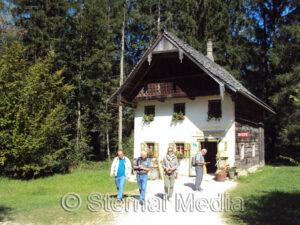 Salzburger Freilichtmuseum in Großgmain